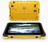 Dell Latitude 7220EX Rugged Extreme Tablet
