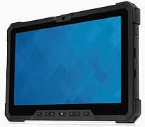 Dell Latitude 12 Rugged Extreme Tablet - 7212